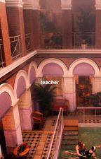 teacher;;yoonseok by livialiviaolivia