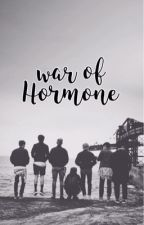 war of hormone.  by softjyannie