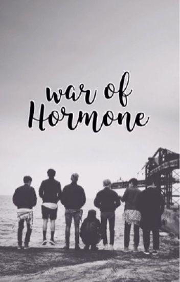 war of hormone.
