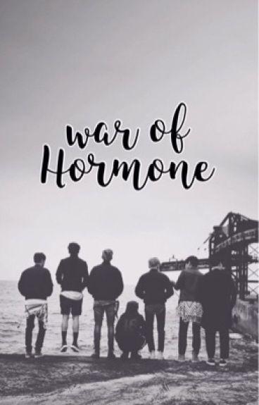 war of hormone, yoonkook