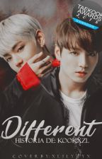 ¡Different! ➳ Vkook  by Kookxzl