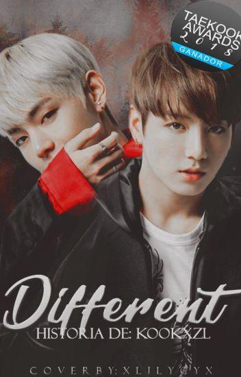¡Different! ➳ Vkook