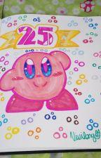 Kirby Art Book! by Justadorkyartist