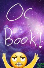Oc Book by DJNeonWolfie