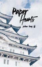 paper hearts  x  joshua hong ff by thiccoups