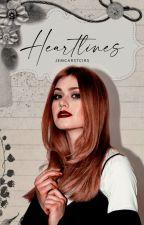 HEARTLINES ▹ elena gilbert by wylanvanecks