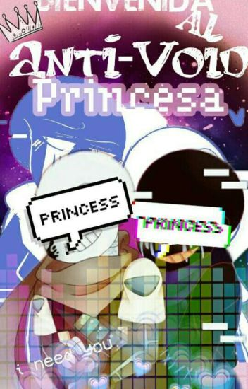 Bienvenida Al Anti-Void, Princesa. [InkXErrorXLectora]