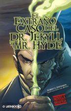 El Extraño Caso Del Dr. Jekyll y Mr. Hyde by yumimiyamura
