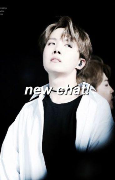 new chat! | yoonseok