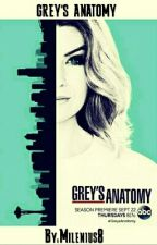 Grey's Anatomy FANFIC (PAUSADA)  by Milenius8