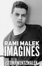 Rami Malek Imagines by StumpWentzMalek
