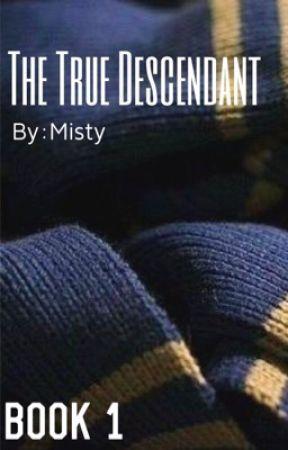 The True Descendent 【HP, next gen】〔Complete〕 by Mistydreams8130