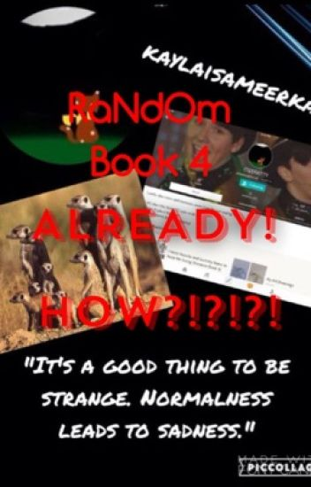 Already! How! {Random Book Four}