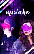 Mistake ↠ Simon Minter by chlorose33