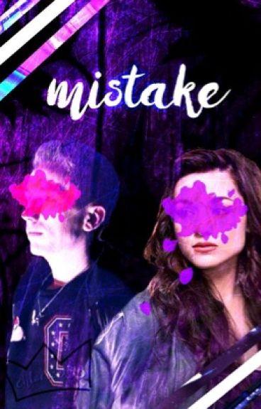 Mistake ↠ Simon Minter