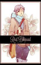 Red Thread || College!Sugawara Koushi x Reader by DarkkMatterAlchemist