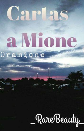 Cartas A Mione (Dramione) [#DramioneAwards]