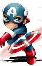 Kapitan Ameryka Kocham Cię! by Dasia4404