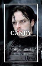 Candy ⏐ Bucky Barnes by -voidGecko