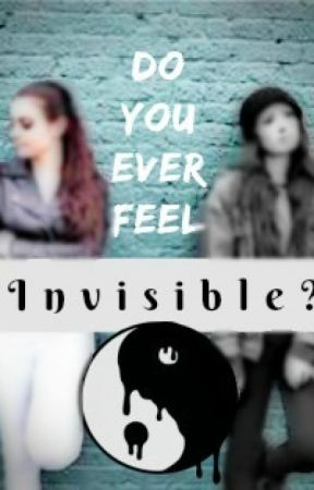 ⟫Invisible⟪ ⟫A Laurisa Fanfic⟪ by Incimniac