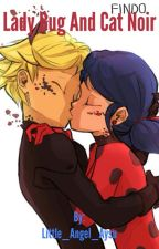 Lady Bug And Cat Noir by Little_Angel_A-