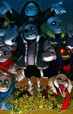 Undertale Sin Central by GlossyStatue455