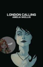 LONDON CALLING [JOHN CONSTANTINE] by deIirium