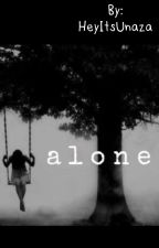 Alone (Hunter Rowland) by HeyItsUnaza