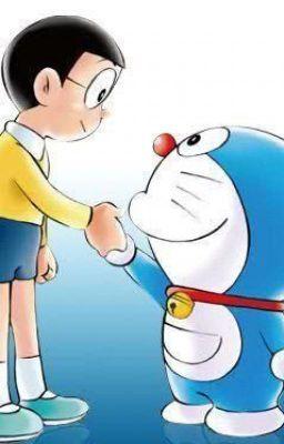 [Doraemon x Nobita] Mãi bên nhau nhé