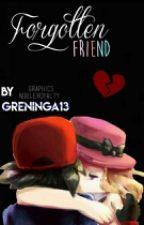Forgotten Friend by greninja13