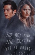 The Boy and The Coyote➵Not So Human by -naynay
