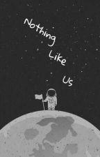 nothing like us // jelena texting by biebzology