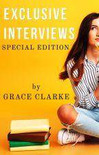 Wattpad Exclusive Interviews by GraceSClarke