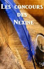 Concours des Nexine by Nexine22
