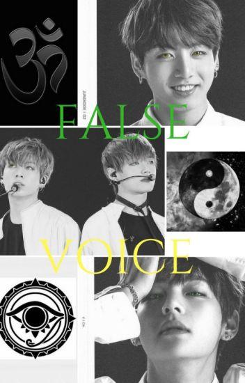 False Voice - VKook - (VF)