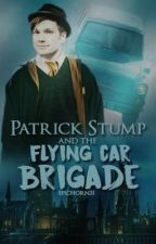Patrick Stump and the Flying Car Brigade by epichorn31