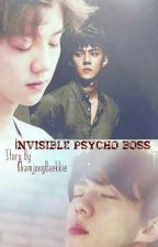 İnvisible Psycho Boss/HUNHAN Texting  by kkamjongBaekkie