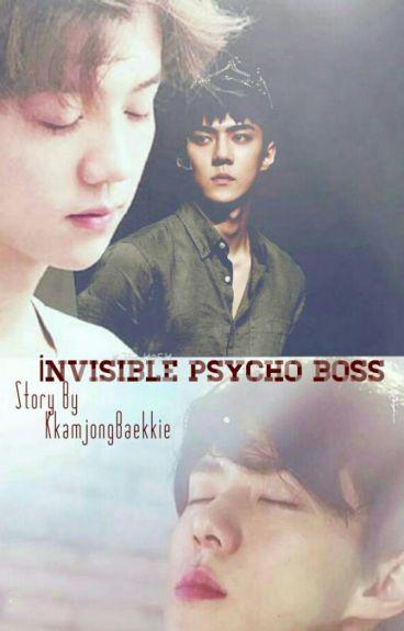İnvisible Psycho Boss/HUNHAN Texting