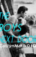 The Boys Next Door by CatlynP01D