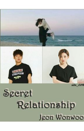 Secret Relationship [Jeon Wonwoo] by adin98