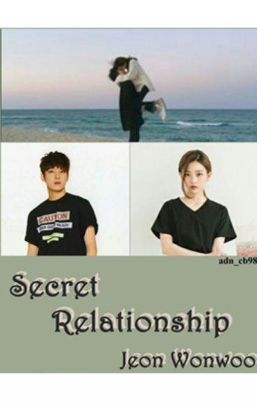 Secret Relationship [Jeon Wonwoo]