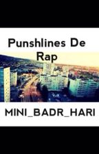 Punshlines De Rap by _Marruecos
