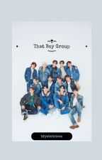 That Boy Group by ILoveThatMan