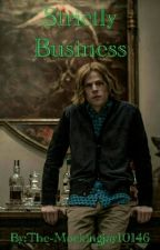 Strictly Business (Young Lex Luthor X Reader) by The-Mockingjay10146