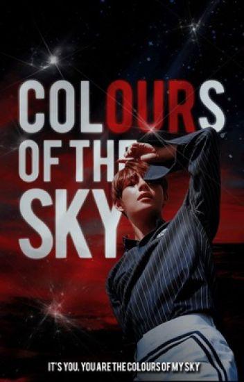 colours of the sky #taegi