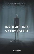 Invocaciones Creepypastas. by 0036x-