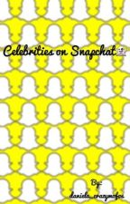 Celebrities on Snapchat by daniela_crazymofos