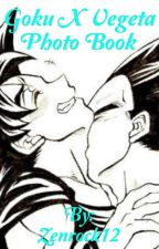 Goku X Vegeta Photo Book by Zenrock12