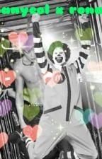 Chanyeol x Ronald Mc Donald  by f43914