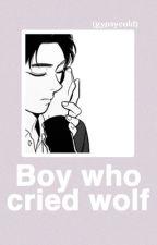boy who cried wolf • jeongcheol by gypsycold